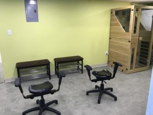 Nektalov Family Chiropractic Physical Therapy Room