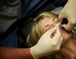 cranial facial release patient